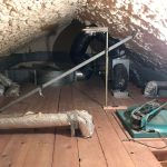 Busy Attic Or Cave