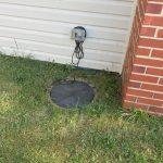 Outside Sump Pump